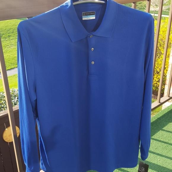 4e764b8f6c PGA Tour Airflux Long Sleeve Golf Shirt XL New. M_5ad7bedd36b9deae6ea46745